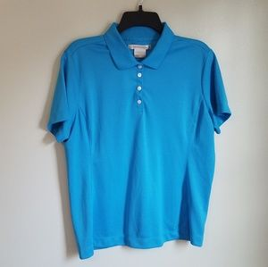 Nike Golf Fit Dry Short Sleeve Polo